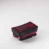 Elite Tri Box Taske rød/sort